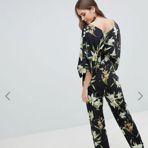 ASOS Lily Cropped Jumpsuit